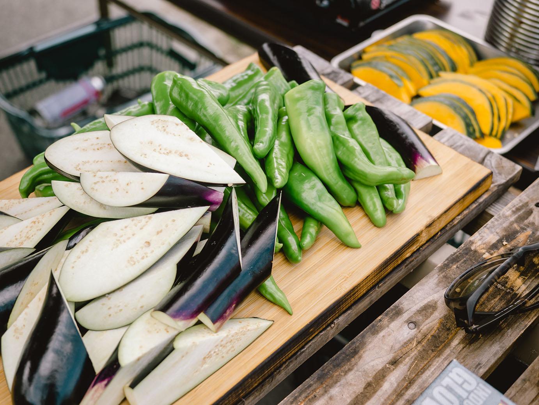 福知山産の野菜